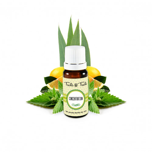 For Concentration Essential Oil
