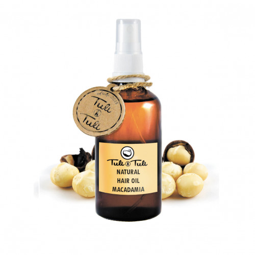 Natural Macadamia Hair Oil 100 ml Spray