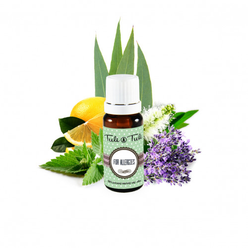 For Allergies Essential Oil