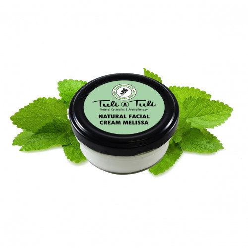 Natural Facial Cream Melissa 50 ml