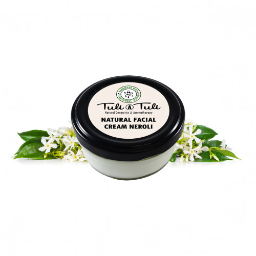 Natural Facial Cream Neroli 50 ml