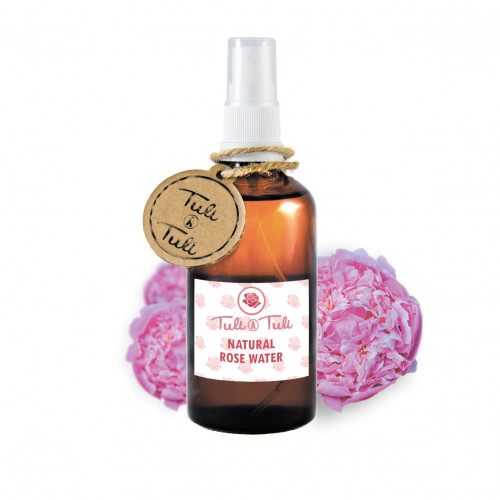Natural Rose Water Spray