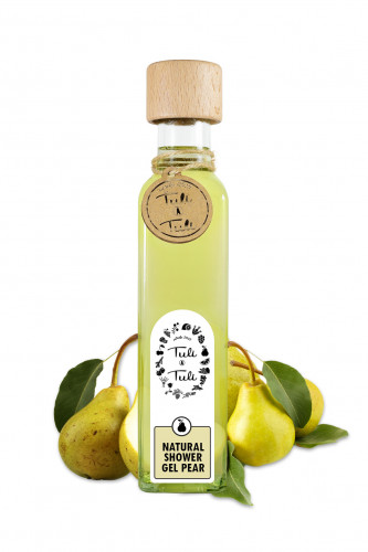 Natural Shower Gel Pear