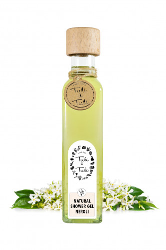 Natural shower Gel Neroli