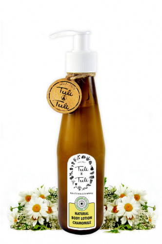 Natural Body Lotion Chamomile